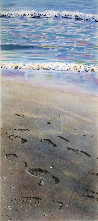 Footprints - by Elizabeth Tyler
